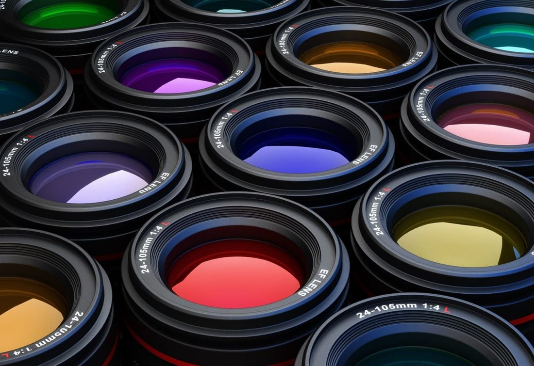 All Camera Lenses Explained - DSLR Zone Beirut