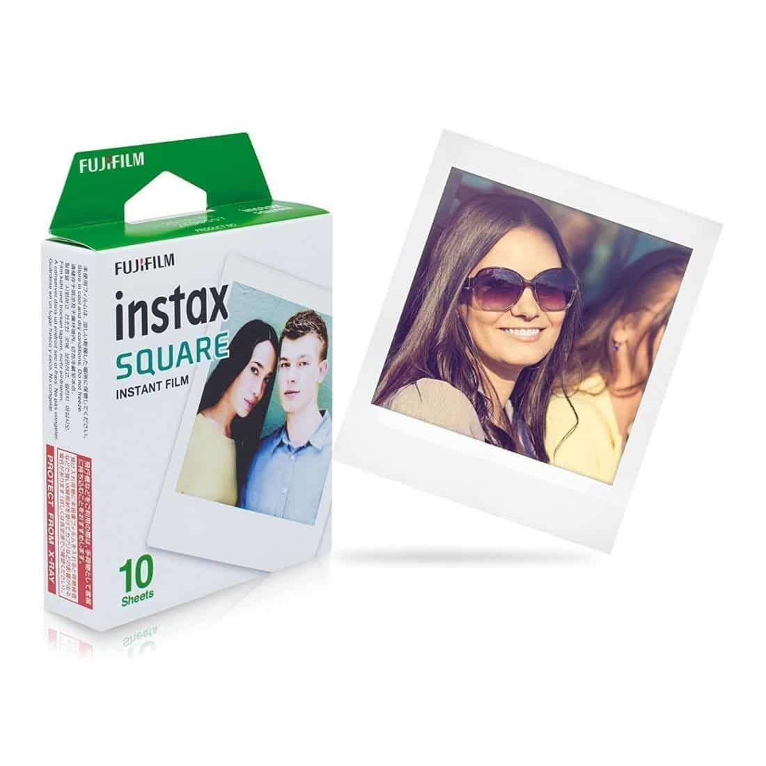 instax square instant film 10 sheets beirut lebanon