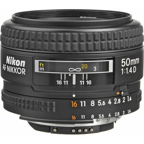 nikkor 50mm 1.4 lens for nikon beirut lebanon dslr-zone.com