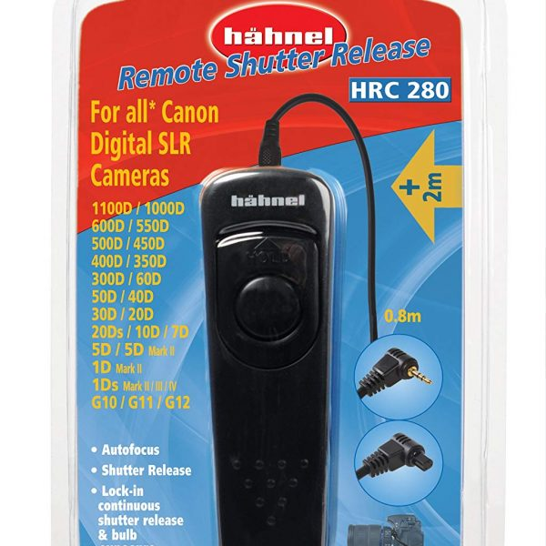 hahnel hrc 280 shutter release canon nikon camera beirut lebanon dslr-zone.com