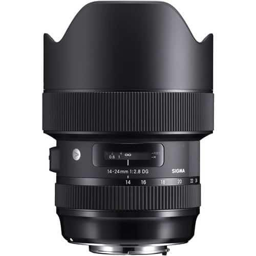 sigma art 14-24 lenses beirut lebanon dslr-zone.com