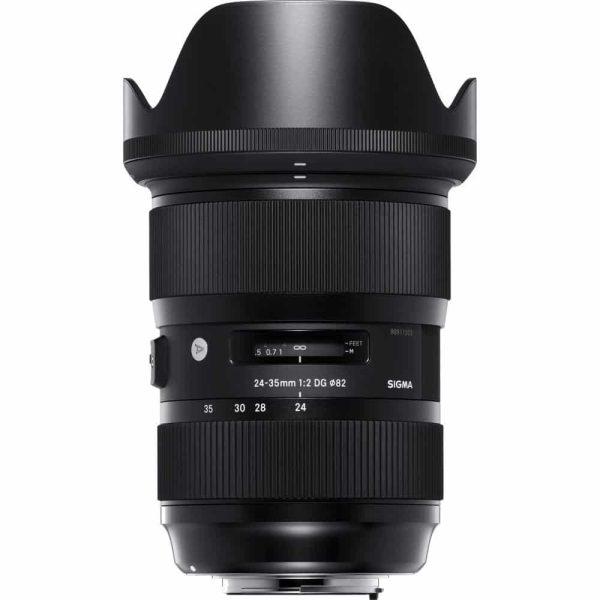 sigma art 24-35 lenses beirut lebanon dslr-zone.com