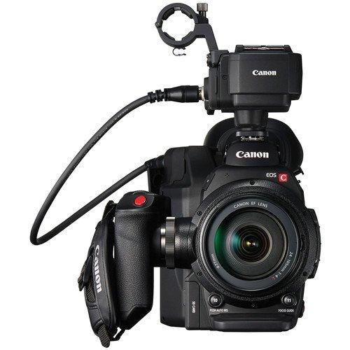 Canon Cinema EOS C300 Mark II Camcorder Body with Dual Pixel CMOS AF (EF  Lens Mount) | DSLR Zone Beirut