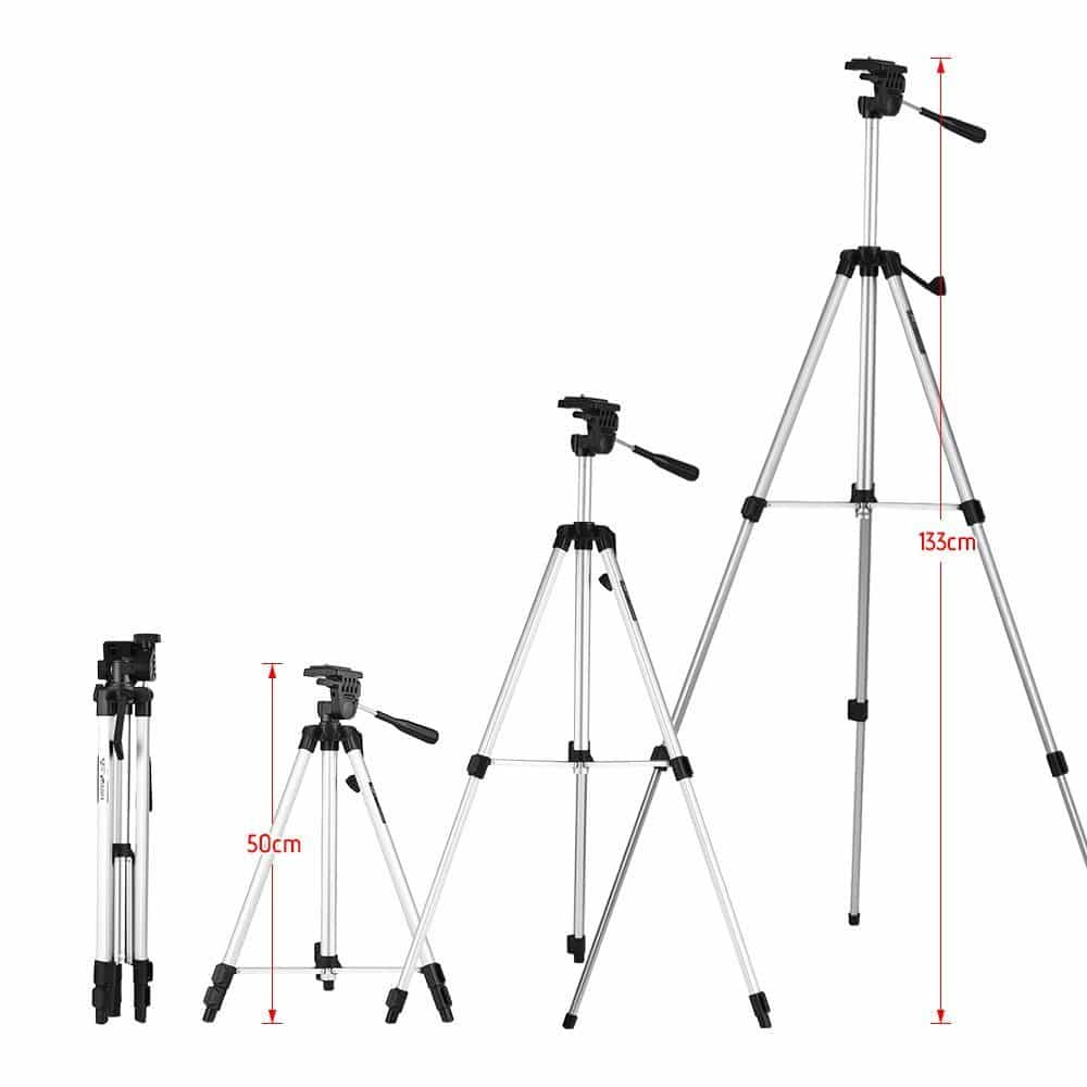 WeiFeng WT330A Tripod for Digital Camera SLR Nikon Sony Canon Fuji and More!